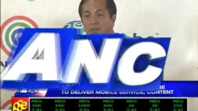 ABS-CBN partners with Globe to deliver mobile service