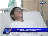 PNP on heightened alert in Sulu