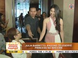 Julia Barretto is ABS-CBN's new 'Teleserye Princess'