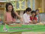 Kathryn Bernardo shows off cooking skills