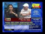 Erap backs Dan Brown Not more fun in Manila