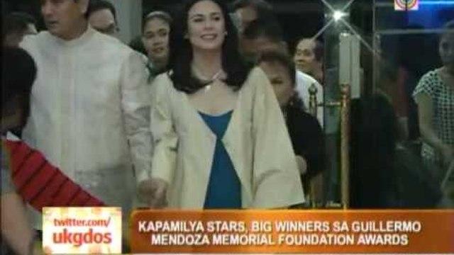 ABS-CBN stars win big at box-office awards