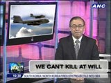 Teditorial: We can't kill at will