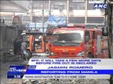 Divisoria fire under control, not out yet