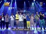 'Showtime' hosts, Gollayan girls in all-out performances