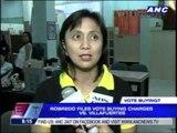 Leni Robredo sues Villafuertes for votebuying