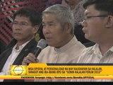 9 Team PNoy, 3 UNA senatorial bets lead SWS survey