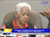 Comelec imposes 'money ban' to curb vote-buying