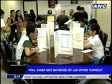 Brillantes unhappy with LAV turnout