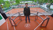 31/05/15 : Rafael Nadal vs Jack Sock, Roland Garros preview by Coach Patrick Mouratoglou - HD