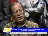 PNoy taps local leaders to help 'Bottom 3'