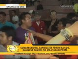 Supporters of rival Congress bets clash in CDO