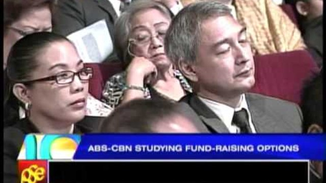 ABS-CBN stockholders approve cancellation of pre-emptive rights