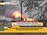 Probes starts on deadly Texas explosion