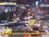 Heavy traffic expected as road reblocking resumes