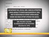 Jack Enrile denies WikiLeaks report