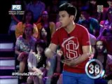 Khalil Ramos plays 'Minute To Win It'