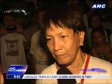 Devotees take part in 'Salubong' at Quiapo Church