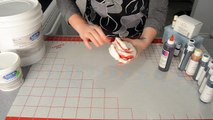 How to Color Fondant & Gum Paste Using Gel Food Coloring ...