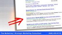 Local Marketing Strategies | Marketing Consultant NYC | Tim McGarvey 646-435-0119
