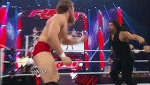 John Cena, Daniel Bryan -u0026 Randy Orton vs. The Shield- Raw, August 5, 2013