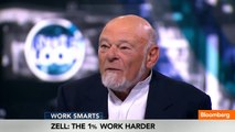 The 1% Work Harder and Should Be Emulated according to ELS Chairman Sam Zell