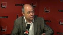 """Bruno Le Roux : """"La liste noire de Poutine est un acte d'hostilité"""""""