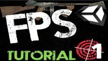 Unity FPS Tutorial 1