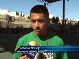 Notivisa Deportes - Basquetbol arbitro joven