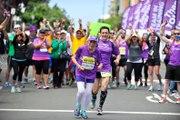 A 92 ans et 65 jours, elle termine le marathon de San Diego