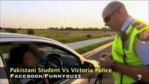 Australian Police Talks With Pakistani Student!