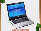 Asus X53E-RS31 15.6 Notebook Computer (Intel Core i3-2350M 2.30GHz 4GB RAM 500GB HDD WebCam
