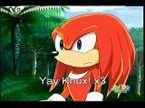 Sonic-ooooo eeee oooo aaa aaa