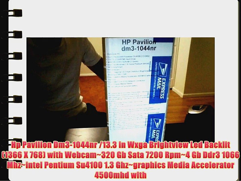 "NEW LAPTOP LCD LED SCREEN FOR HP PAVILION DM3-1044NR 13.3/"" WXGA HD"