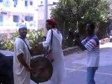 """Troupe  folklorique  à Alger """"Baba Salem """""""