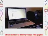 Asus - X555LA-SI30202G 15.6 Laptop / Intel Core i3 / 6GB Memory / 500GB Hard Drive DVD?RW/CD-RW