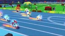 Mario & Sonic aux Jeux Olympiques de Rio 2016 : trailer d'annonce