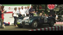 Mille Miglia Reflections - The 2015 #Jaguarmille Team on Film