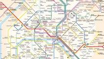 Paris Metro Pass 2015: Unlimited Travel in Paris on Metro, Bus, RER trains.