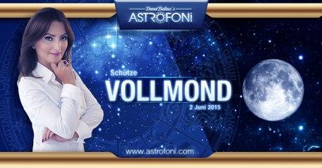 Vollmond Schütze 2 Juni 2015