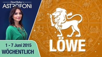 Monatliches Horoskop zum Sternzeichen Löwe (1-07 Juni 2015)
