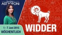 Monatliches Horoskop zum Sternzeichen Widder (1-07 Juni 2015)
