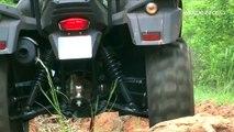 Essai Quad Triton Outback 400 4x4