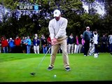 Fred Couples Golf Swing in Slow Motion: