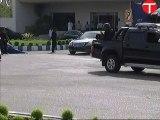 Bilawal Bhutto arrives in Karachi
