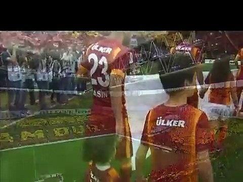 Şampiyon Galatasaray 2-0 Beşiktaş Herkes Rütbesini Bilecek  Koreografi 24 Mayıs 2015