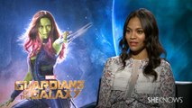 At the Movies: Guardians of the Galaxy cast
