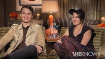 At the Movies: The Fault In Our Stars Shailene Woodley and Ansel Elgort