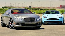 British Super Sedans Square Off! Aston Martin vs. Bentley vs Rolls-Royce