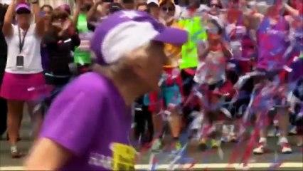 Une Américaine de 92 ans devient la marathonienne la plus âgée au monde